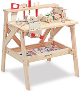 Melissa & Doug Children's Wooden Project Workbench