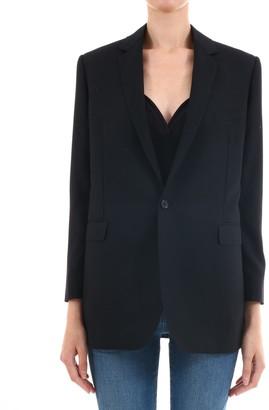 Celine Long Black Jacket