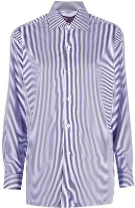 Ralph Lauren Collection Stripe Print Shirt