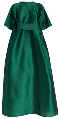 Alexis Mabille Voluminous Maxi Dress