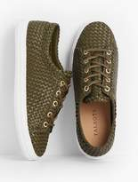 Talbots Hilly Woven Sneakers
