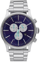Nixon Men&s Sentry Chrono Watch