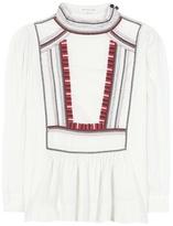 Etoile Isabel Marant Isabel Marant, Étoile Cerza embroidered blouse