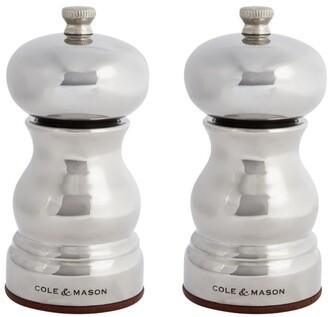 Cole & Mason Knightsbridge Salt and Pepper Mills