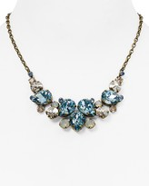 Sorrelli Coastal Mist Bib Necklace, 15