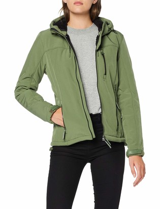 Superdry Women's Winter Hooded Windtrekker Jacket