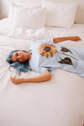 Project Social T Sunflower T-Shirt Dress