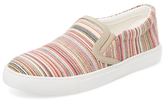 Sam Edelman Striped Slip-On Sneaker