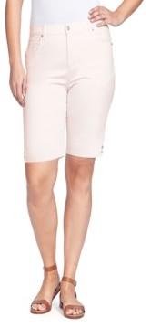Gloria Vanderbilt Women's Plus Size Amanda Bermuda Shorts