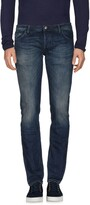 Patrizia Pepe Denim pants - Item 42587312