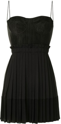 Alexis Jasmine corset dress