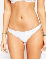 Asos Mermaid Shell Brazilian Bikini Bottom