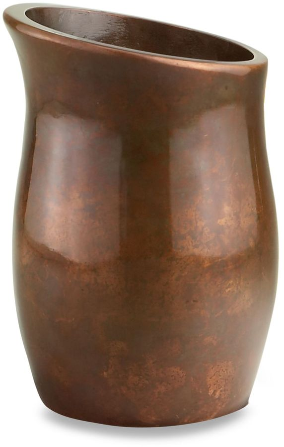 Nambe Heritage Pebble Curved Wine Chiller