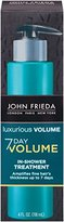 John Frieda Luxurious Volume 7-Day Volume In-Shower Treatment, 4 Ounce