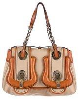 Fendi B. Leather Bag