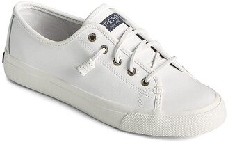 Sperry Seacoast Leather Sneaker