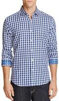 Robert Graham Modern Americana Freddie Check Slim Fit Button-Down Shirt