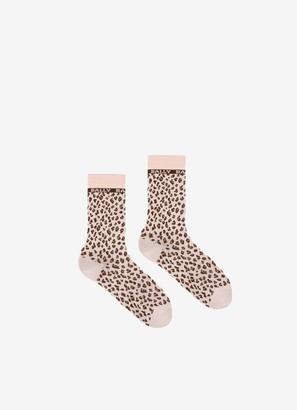 Bally Ladies Cotton Sock