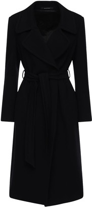 Tagliatore Molly Belted Wool & Cashmere Coat