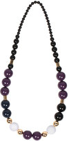 Mixed ball necklace