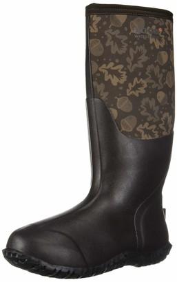 Bogs Women's Carver Oak Leaf Industrial Boot