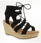 Minnetonka Leighton Wedge Sandals