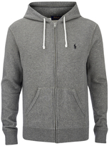 Polo Ralph Lauren Men's Zipped Hoody Basecamp Heather