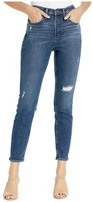 Silver Jeans Co. Frisco High-Rise Skinny Jeans in Indigo L28104SFV319 (Indigo) Women's Jeans