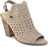 Marc Fisher Casha Block-Heel Shooties