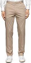 Calvin Klein Men's Stretch Twill Suit Pant