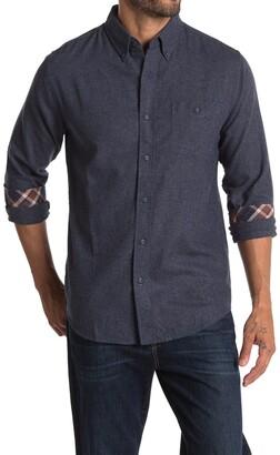 Weatherproof Antique Solid Flannel Shirt