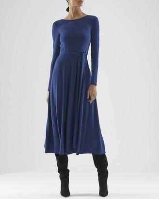 Halston Bianca Jersey Dress
