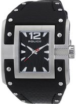 Police Men's PL13401JS/02 Classic Analog Watch with 3 Hands