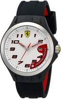 Ferrari Men's 0830013 Lap-Time Watch