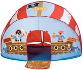 Alex Pirate Pop-Up Tent Play Set