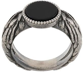Emanuele Bicocchi Onyx Ring