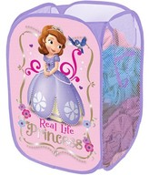 Disney sofia the first pop up hamper