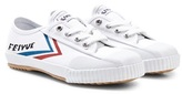 Feiyue White Fe Lo Classic Canvas Trainers