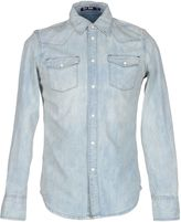 BLK DNM Denim shirts