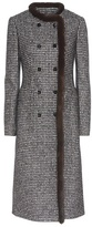 Dolce & Gabbana Wool-blend and mink fur coat