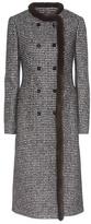 Dolce & Gabbana Wool-blend and mink fur coat