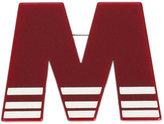 Marni M brooch