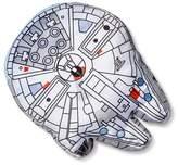 "Star Wars Millennium Falcon Throw Pillow (18""x14 ;"