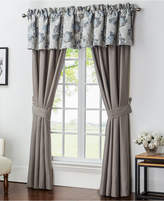 """Waterford Closeout! Blossom 21"""" x 55"""" Tailored Window Valance Bedding"""