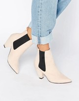 Asos REACHLESS Chelsea Ankle Boots