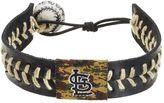 GameWear St. Louis Cardinals Leather Baseball Bracelet