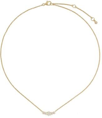Astley Clarke mini Linia Rainbow necklace