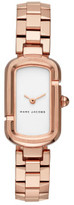 Marc by Marc Jacobs The Jacobs Rose Gold Stainless Steel Watch