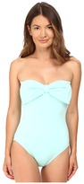 Kate Spade Bandeau Maillot Women's Swimsuits One Piece