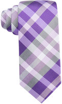 Alfani Spectrum Men's Sunset Plaid Slim Tie, Only at Macy's